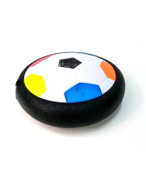 Latająca piłka zabawka DYSKOPIŁKA świeci LED