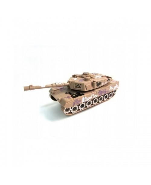 CZOŁG zabawka ŚWIECI GRA militarny pojazd MORO