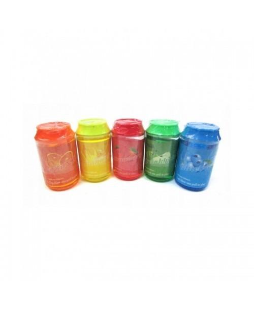 5 szt.GLUT slime CRYSTAL SLIME różne kolory PUSZKI