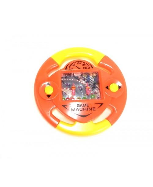 Konsola wodne obręcze kierownica water game kolory