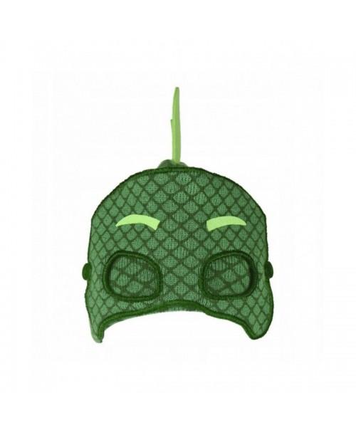 PJMASKS czapka zimowa z maską PIDŻAMERSI GEKSON