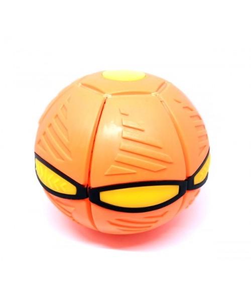 DYSKOPIŁKA latająca piłka zabawka ogrodowa DYSK