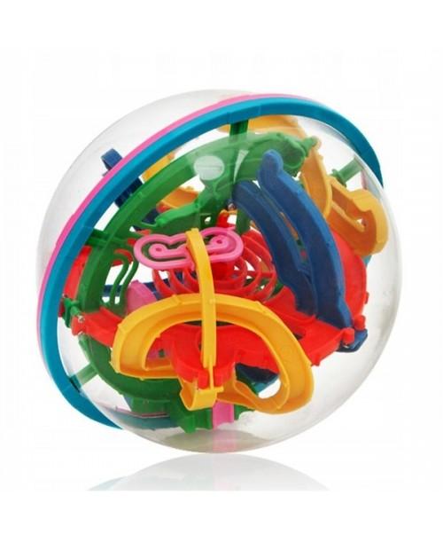 PIŁKA zręcznościowa MAGIC BALL intellect IQ 19cm