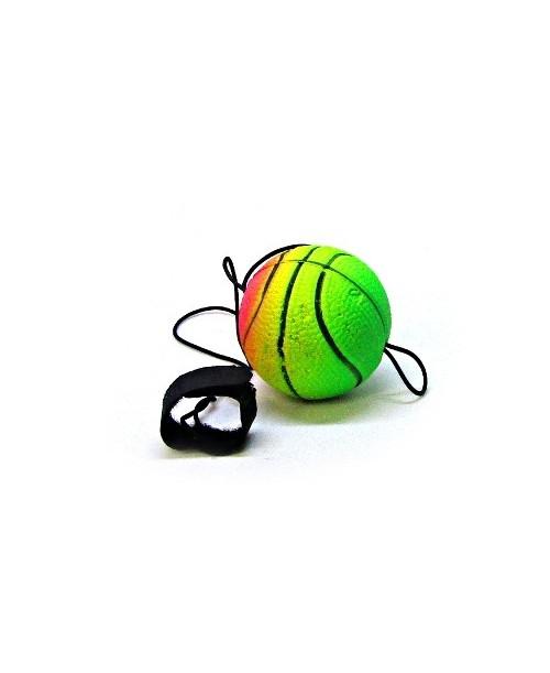 Piłka na gumce JOJO YOYO antystresowa