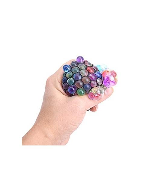 Mini piłeczka antystresowa gniotek winogrono 4,5cm