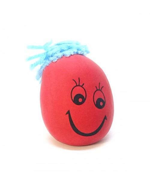 GNIOTEK ANTYSTRESOWY zabawka Buźka Emoji 5cm