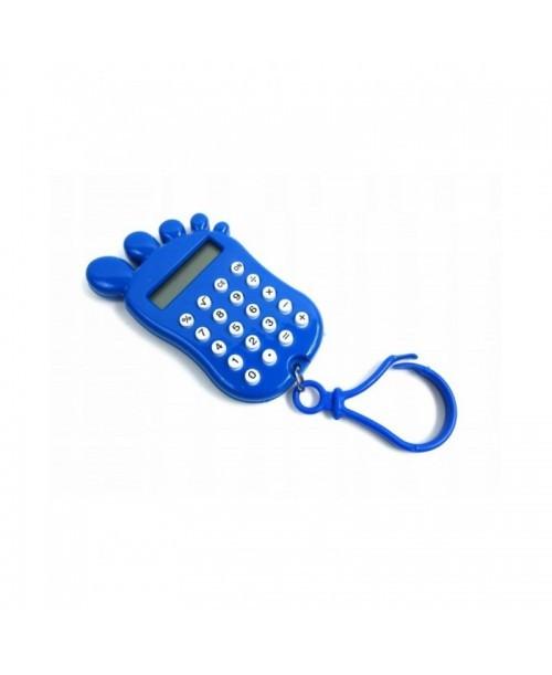Brelok mini kalkulator stópka